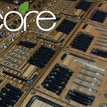 CORE hardware/accessories case.
