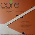 Core-plyKraft-composite-aluminum-underside