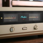 Accuphase A20V on core isolation platform
